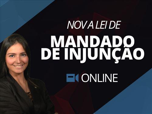 MÓDULO: MANDADO DE INJUNÇÃO - ONLINE