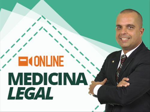 MÓDULO MEDICINA LEGAL  ONLINE