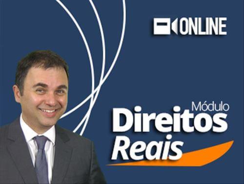 MÓDULO DE DIREITOS REAIS - ONLINE