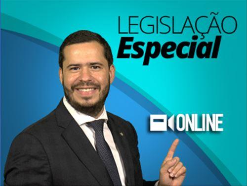 MÓDULO DE DIREITO PENAL (LEGISLAÇÃO ESPECIAL)