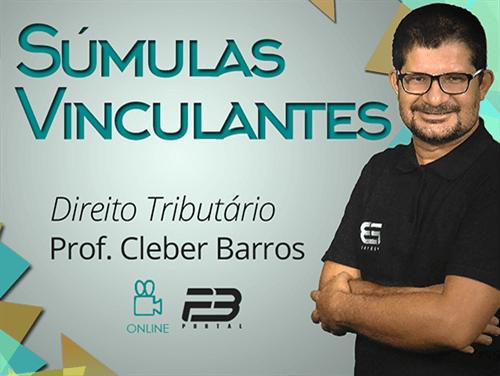 SÚMULAS VINCULANTES - DIREITO TRIBUTÁRIO - ONLINE