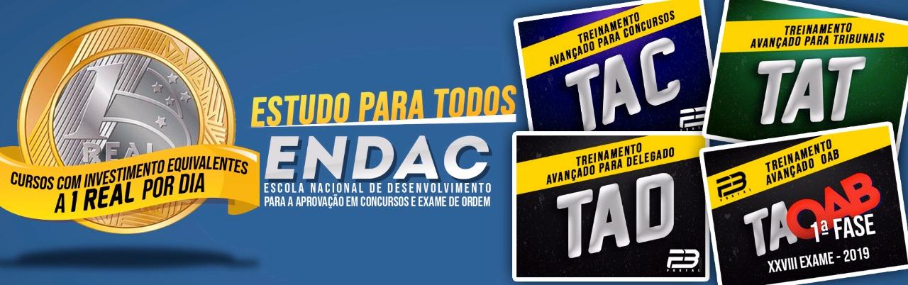 ENDAC banner