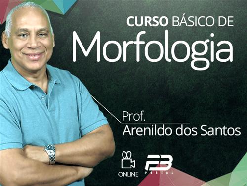 CURSO BÁSICO DE MORFOLOGIA ONLINE