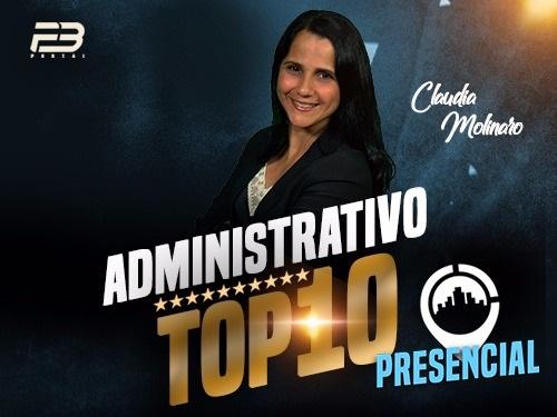TOP 10 DIREITO ADMINISTRATIVO OAB XXVIII EXAME PRESENCIAL