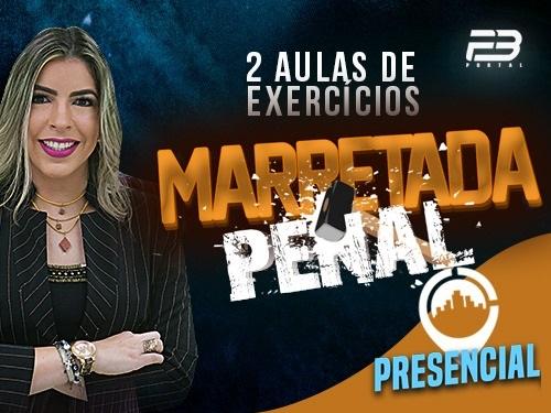 MARRETADA PENAL OAB 1ª FASE XXVIII EXAME DE ORDEM PRESENCIAL