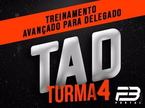 TAD 4ª turma Treinamento Avançado para Delta (ENDAC)