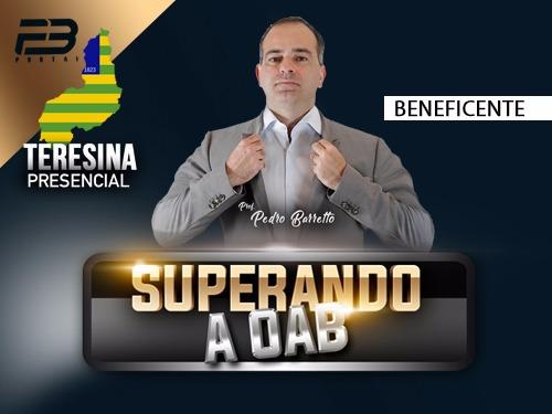 PB PELO BRASIL - TERESINA