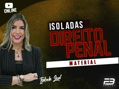 ISOLADA DIREITO PENAL