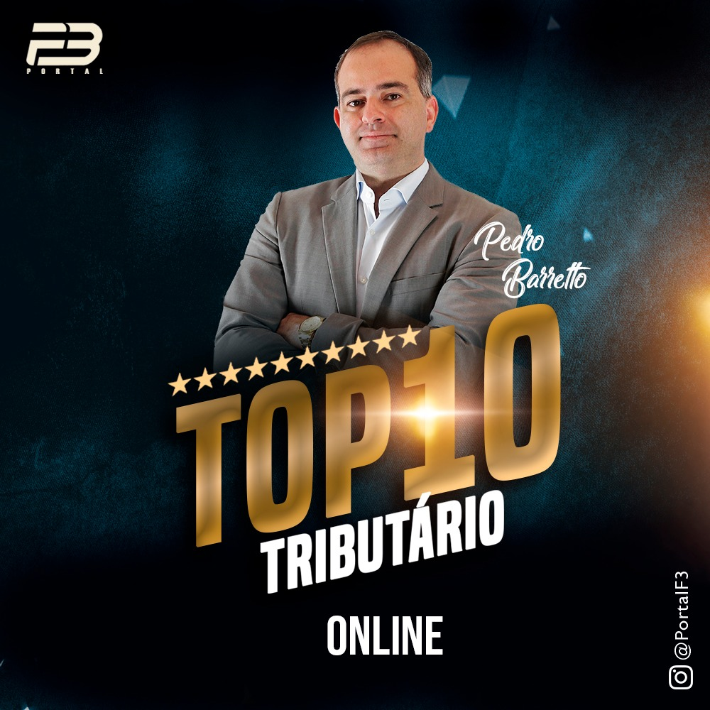 TOP 10 DIREITO TRIBUTÁRIO - OAB XXXI EXAME ONLINE