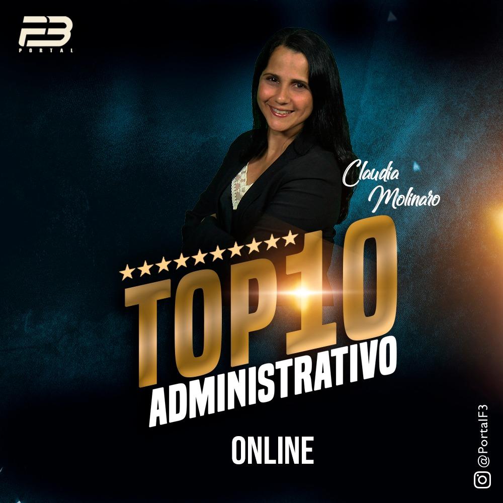TOP 10 DIREITO ADMINISTRATIVO - OAB XXXI EXAME ONLINE