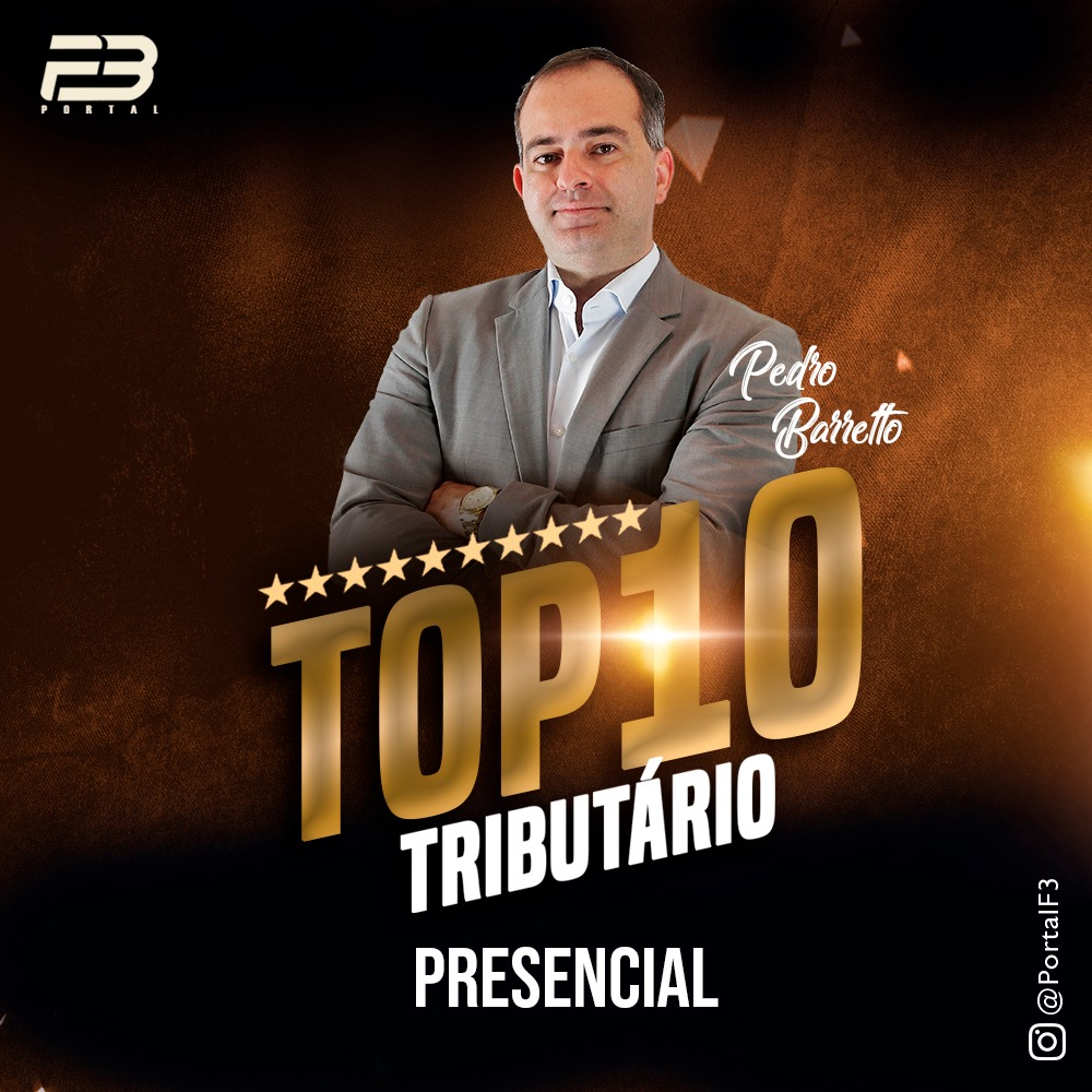 TOP 10 DIREITO TRIBUTÁRIO - OAB XXXI EXAME PRESENCIAL
