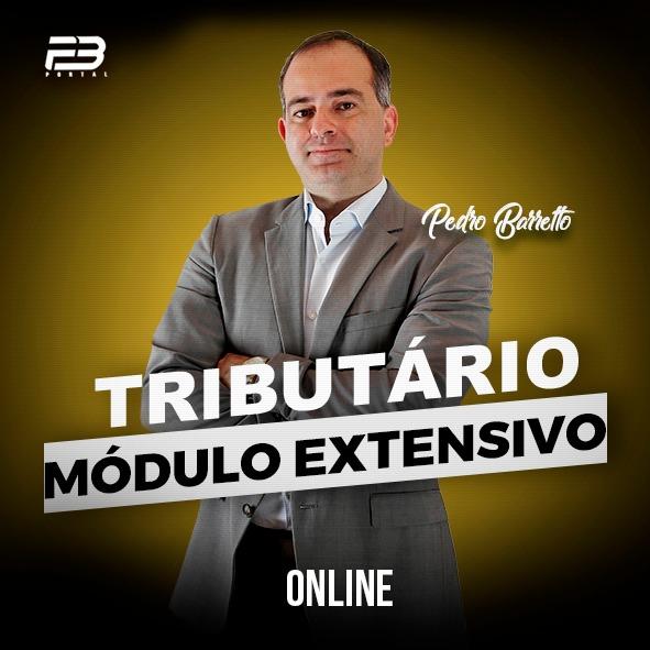 TRIBUTÁRIO - MÓDULO EXTENSIVO
