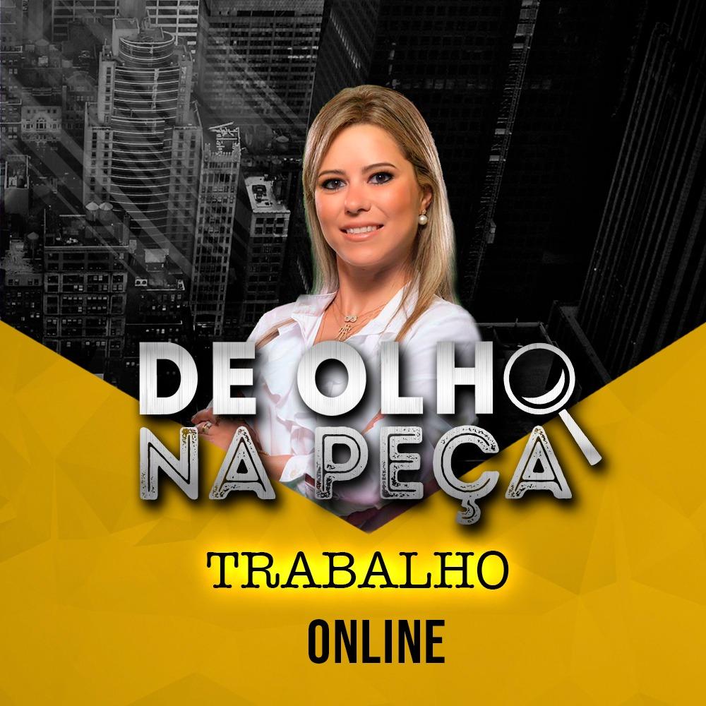DE OLHO NA PEÇA 2ª FASE XXXI EXAME TRABALHO ONLINE