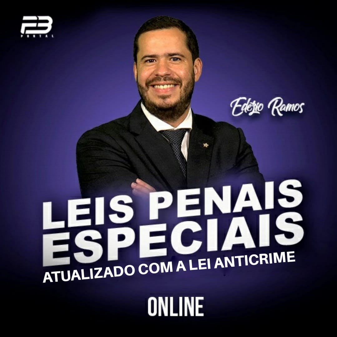 MÓDULO LEIS PENAIS ESPECIAIS