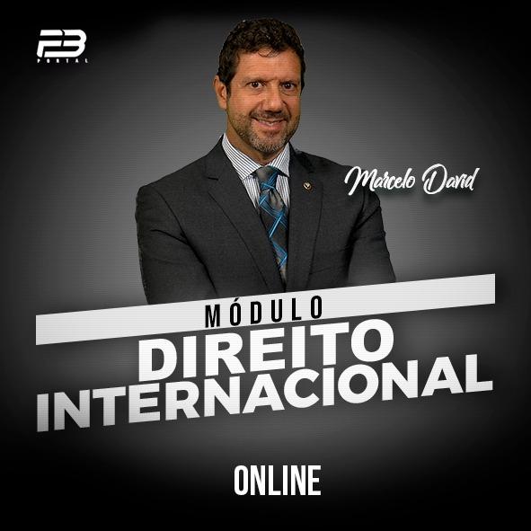 MÓDULO DIREITO INTERNACIONAL