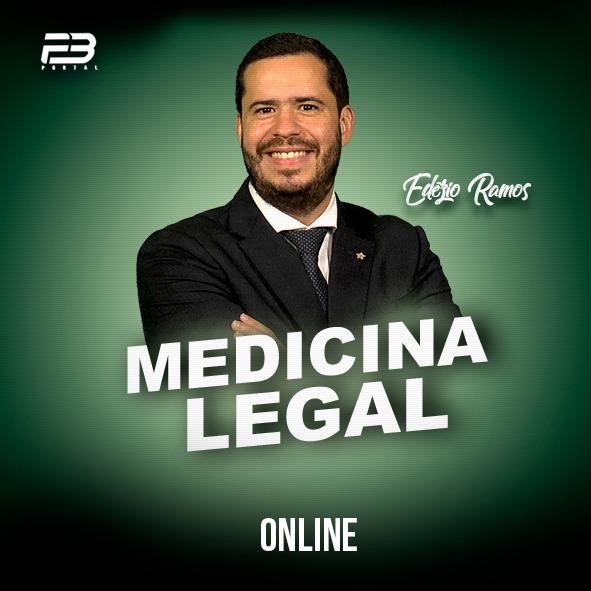MEDICINA LEGAL - ONLINE