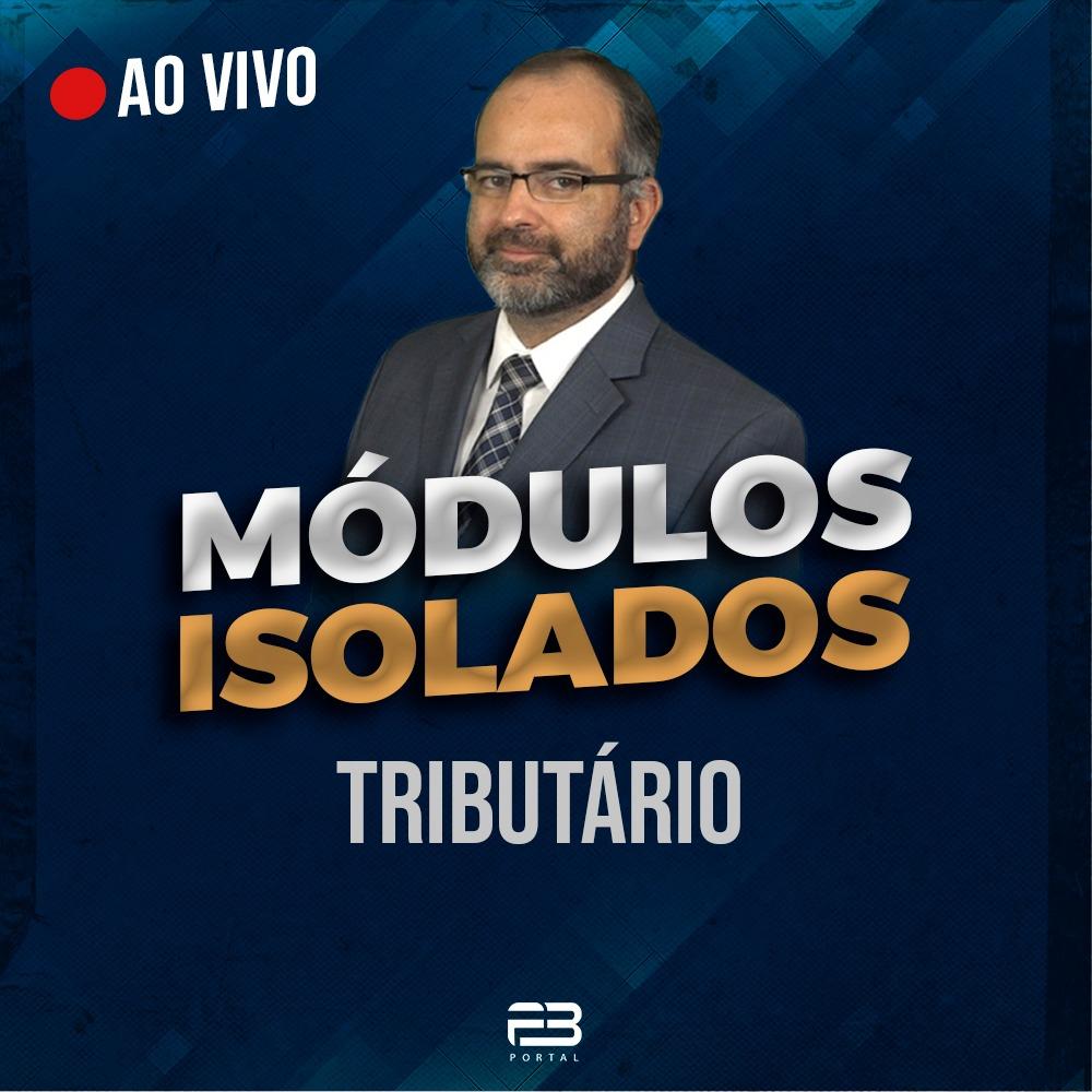 ISOLADA TRIBUTÁRIO AO VIVO