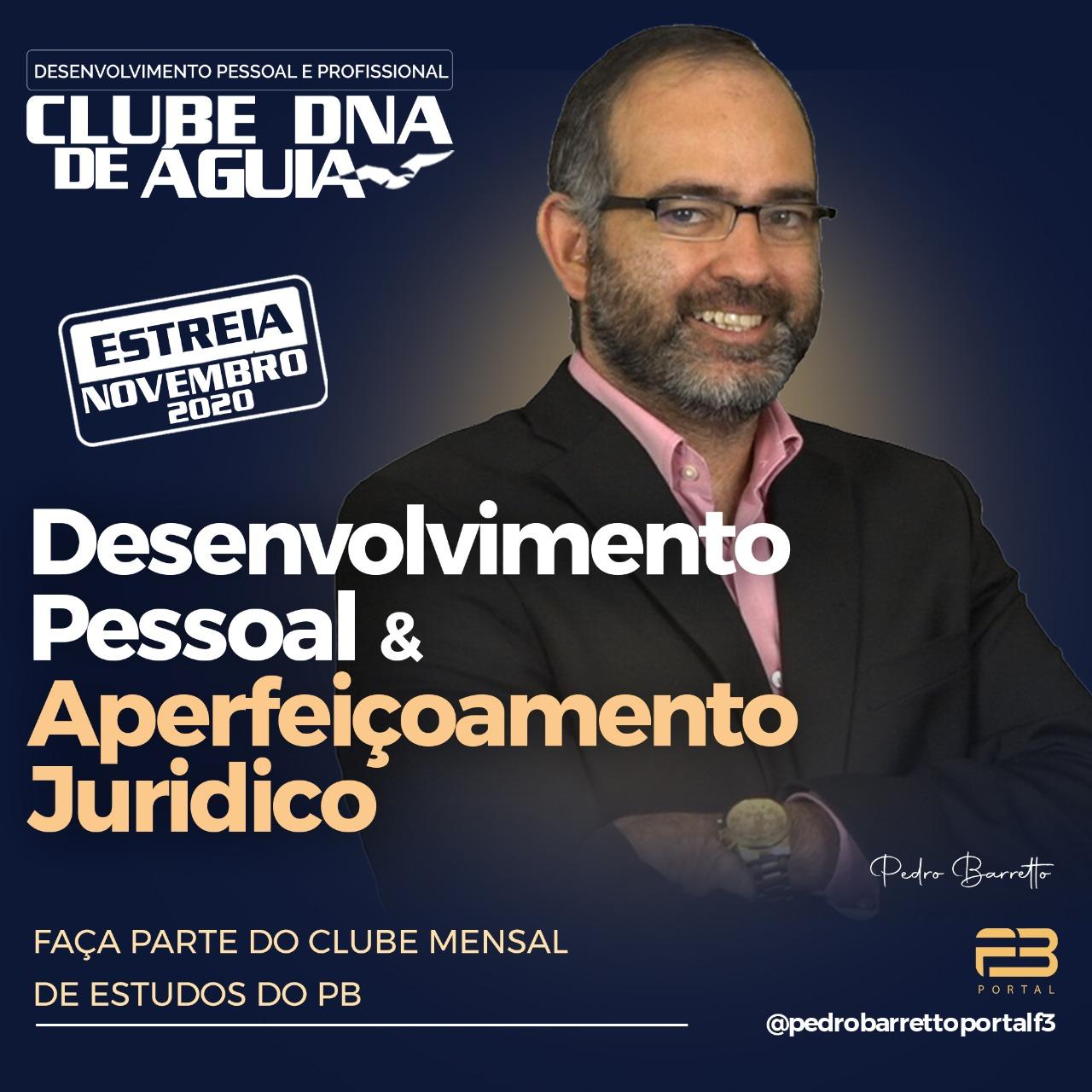 CLUBE DNA DE ÁGUIA - NOVEMBRO/2020