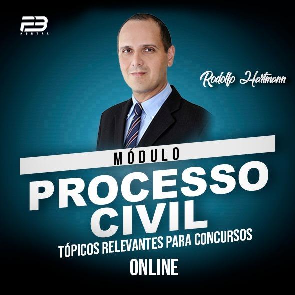 MÓDULO PROCESSO CIVIL - TÓPICOS RELEVANTES PARA CONCURSOS PÚBLICOS