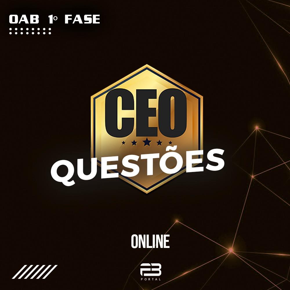 CEO QUESTÕES