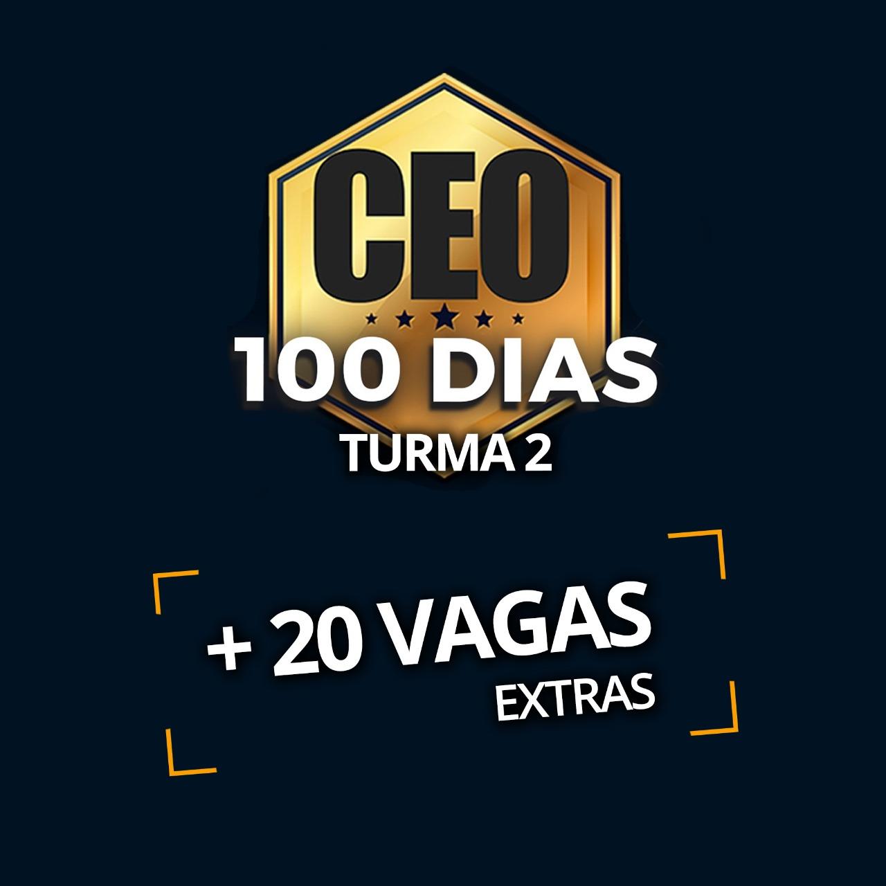 CEO 100 DIAS TURMA 2 - OAB 1ª FASE XXXIII