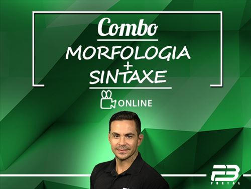 Combo Morfologia + Sintaxe  Online
