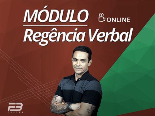 Módulo - Regência Verbal  ONLINE