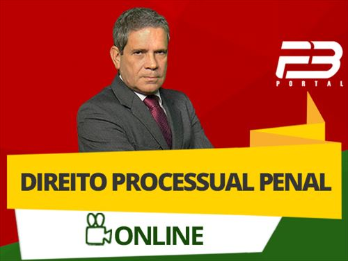 DIREITO PROCESSUAL PENAL - ONLINE