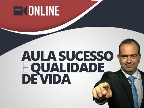 AULA SUCESSO - ONLINE - PROF PEDRO BARRETTO