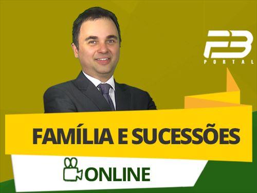 Direito Civil: Família e Sucessões - ONLINE